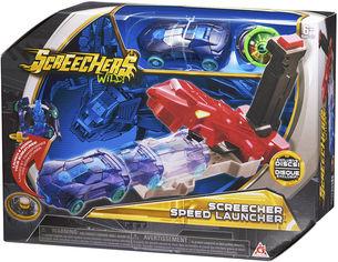 Игровой набор Скричер Screechers Wild! – Пускатель Авто (EU683151) от Stylus