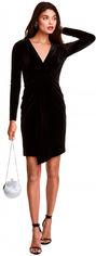 Акция на Платье H&M 04VWA41 34 Черное (5000000221981) от Rozetka