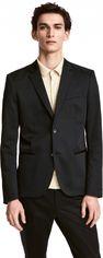 Пиджак H&M 44VUD46 56 Черный (5000000112548) от Rozetka