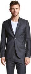 Пиджак H&M 03WJQ88 56 Темно-синий (7000000003882) от Rozetka