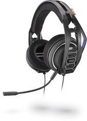 Наушники Plantronics RIG 400HS BLK HDST SIEE EA Black (206808-05) от Rozetka