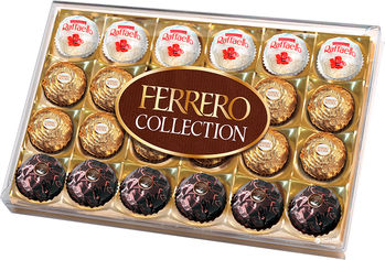 Акция на Набор конфет Ferrero Collection 269.4 г  (8000500247167) от Rozetka