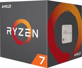 Процессор AMD Ryzen 7 2700X 3.7GHz/16MB (YD270XBGAFBOX) sAM4 BOX от Rozetka