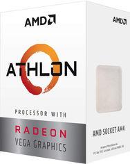 Процессор AMD Athlon 200GE 3.2GHz/4MB (YD200GC6FBBOX) AM4 BOX от Rozetka