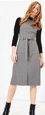 Сарафан Oasis Dogtooth Compact Cotton Dress 071139-00 XXS (5054413894973) от Rozetka