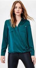 Блузка Oasis Satin Wrap Shirt 072003-27 S (5054413957050) от Rozetka