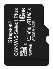 Карта памяти Kingston microSDHC 16GB Class 10 UHS-I R100MB/s от MOYO