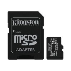 Карта памяти Kingston microSDHC 32GB Class 10 UHS-I R100MB/s + SD-адаптер от MOYO