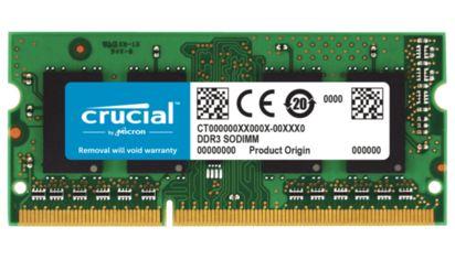 Память для ноутбука Micron Crucial DDR3 1600 8GB SO-DIMM для Mac от MOYO
