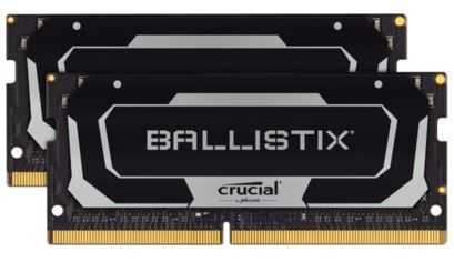 Память для ноутбука Micron Crucial DDR4 3200 16GB KIT (8GBx2) SO-DIMM Ballistix от MOYO
