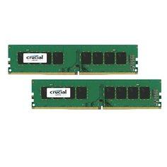 Память для ПК Micron Crucial DDR4 2400 16Гб (8Гбx2) KIT Retail (CT2K8G4DFS824A) от MOYO