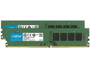 Память для ПК Micron Crucial DDR4 3200 32GB KIT (16GBx2) от MOYO