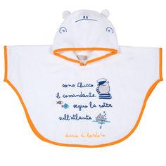 Полотенце-пончо Capitan от Chicco