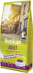 Сухой корм Nutrican Adult Cat для взрослых котов со вкусом курицы 10 кг (nc513383) от Rozetka