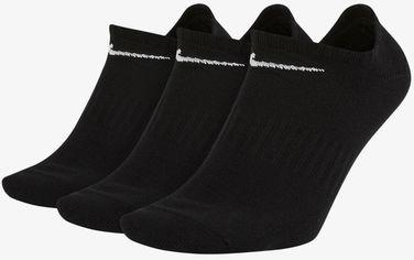 Набор носков Nike U Nk Everyday Ltwt Ns 3pr SX7678-010 43-46 (L) 3 пары (888407239212) от Rozetka