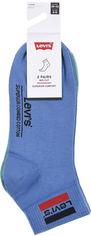 Набор носков Levi's 903014001-015 43-46 2 пары (8718824835396) от Rozetka