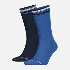 Набор носков Tommy Hilfiger Men Pete Sock 392024001-085 39-42 2 пары (8718824654805) от Rozetka