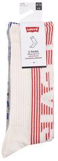 Набор носков Levi's 903042001-013 43-46 2 пары (8718824847023) от Rozetka