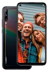 Huawei P40 lite e 4/64Gb Midnight Black (WH51095DCE) от Citrus