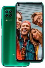 Huawei P40 lite 6/128Gb Crush Green (WH51095CJX) от Citrus