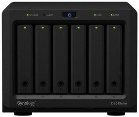 Акция на Сетевое хранилище SYNOLOGY DS620slim от MOYO