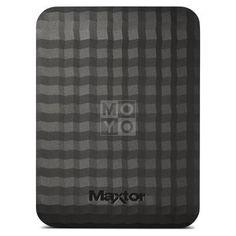 """Жесткий диск SEAGATE 2.5"""" USB3.0 MAXTOR 2TB Black (STSHX-M201TCBM) от MOYO"""