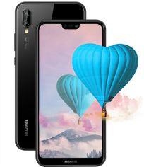 Huawei P20 Lite 4/64GB Single Black от Y.UA