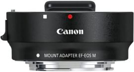 Акция на Переходник CANON Mount Adapter EF EF-M (6098B005) от MOYO