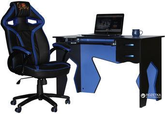 Рабочая станция Barsky Homework HG-01/SD-06 Blue от Rozetka