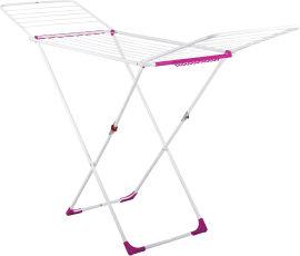 Сушка для белья с дополнительными отделениями Eurogold Stabilo + Pink от Rozetka