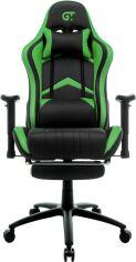Кресло для геймеров GT RACER X-2534-F Black/Green от Rozetka