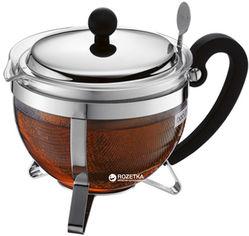 Заварочный чайник Bodum Chambord 1 л (1922-16-6) от Rozetka