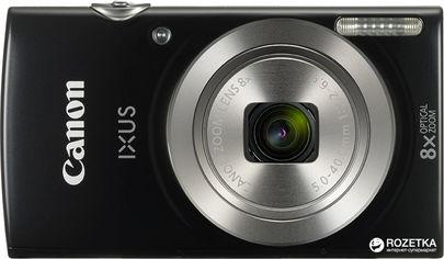 Фотоаппарат Canon IXUS 185 Black (1803C008AA) Официальная гарантия! от Rozetka