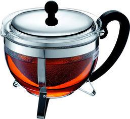 Акция на Заварочный чайник Bodum Chambord 1.3 л (1921-16-6) от Rozetka