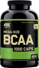 Аминокислота Optimum Nutrition Mega-Size BCAA 1000 400 капсул (748927020366) от Rozetka