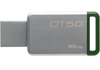Накопитель USB 3.1 KINGSTON DT50 16GB (DT50/16GB) от MOYO