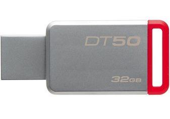 Накопитель USB 3.1 KINGSTON DT50 32GB (DT50/32GB) от MOYO