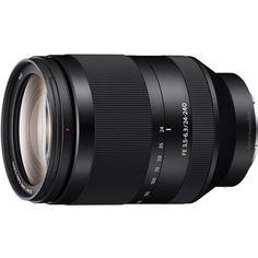 Акция на Объектив Sony FE 24-240 mm f/3.5-6.3 OSS (SEL24240.SYX) от MOYO