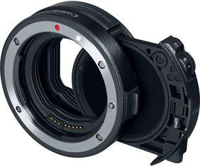 Акция на Адаптер Canon EF - EOS R c нейтральным фильтром переменной плотности от MOYO