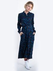 Акция на Платье Garcia Jeans J90286-292 L Темно-синее (8718212806823) от Rozetka
