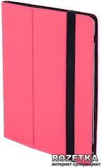 """Акция на Обложка Drobak Premium Case для планшета 9.6-10.3"""" универсальная Rose (215334) от Rozetka"""