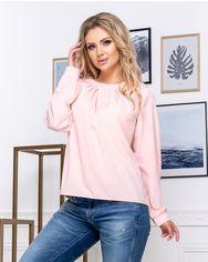 Блузка ELFBERG 5174 52 Пудра (2000000375663) от Rozetka