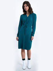 Акция на Платье Garcia Jeans J90280-2366 XS Зеленое (8718212813845) от Rozetka