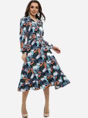 Платье ISSA PLUS 11492 XL Мультиколор (issa2000272857317) от Rozetka
