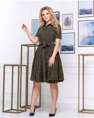 Платье ELFBERG 5164 56 Хаки (2000000375472) от Rozetka
