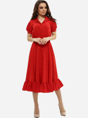 Платье ISSA PLUS 11565 L Красное (issa2000283723007) от Rozetka