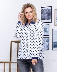 Акция на Рубашка ELFBERG 5178 56 Белая (2000000373669) от Rozetka