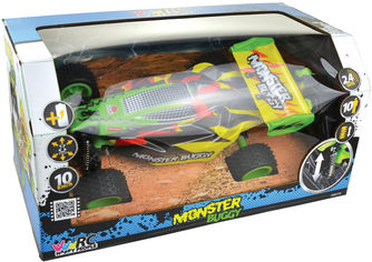 Машина на радиоуправлении Happy People Monster Buggy 2.4 ГГц (4008332300702) от Rozetka