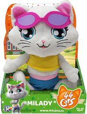 Акция на Мягкая игрушка 44 Cats Миледи с музыкой 20 см (34242) (4894386342429) от Rozetka