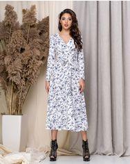 Платье ELFBERG 451 46 Белое (2000000374130) от Rozetka